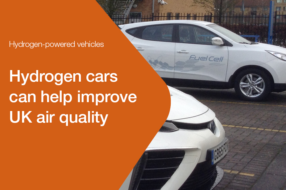 News story: £23 million boost for hydrogen-powered vehicles and infrastructure