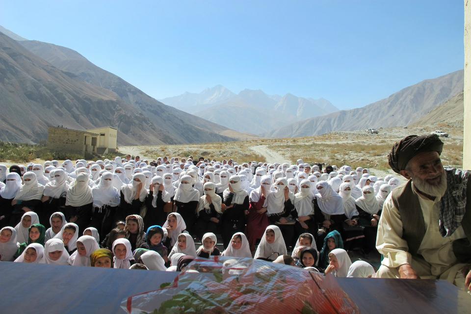 News story: New School Building Raises Hope for Afghan Girls