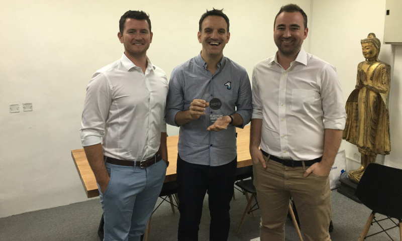Hong Kong Goes Platinum: Xero Platinum Partners Discuss How Technology is Driving Change in Traditional Accounting